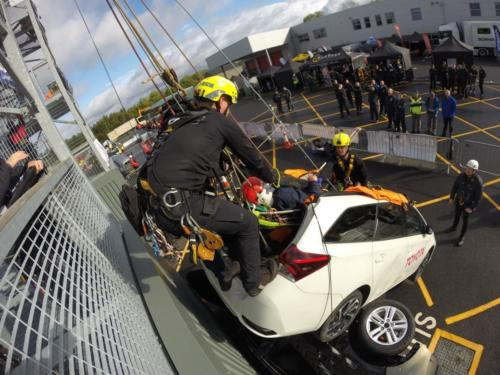UKRO 2019 - Rope Rescue